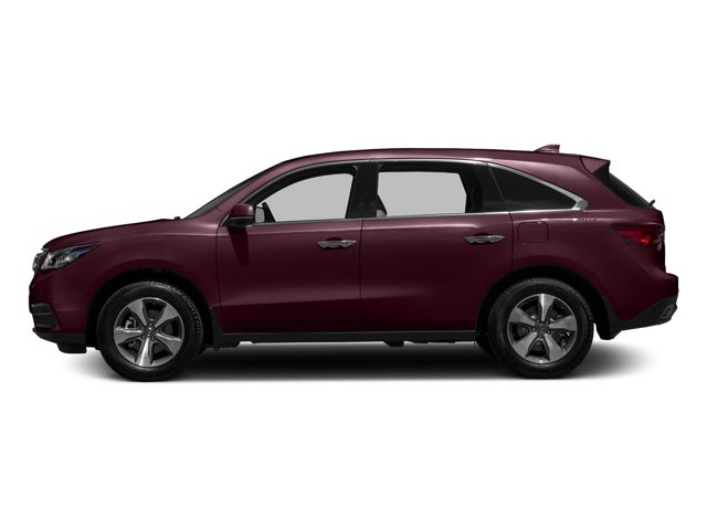 used 2016 acura mdx for sale raleigh nc 5fryd3h26gb020603. Black Bedroom Furniture Sets. Home Design Ideas