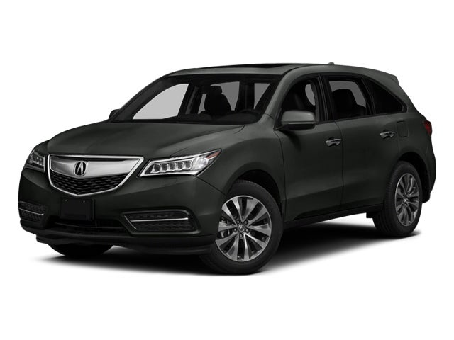used 2014 acura mdx for sale raleigh nc 5fryd4h41eb046272. Black Bedroom Furniture Sets. Home Design Ideas