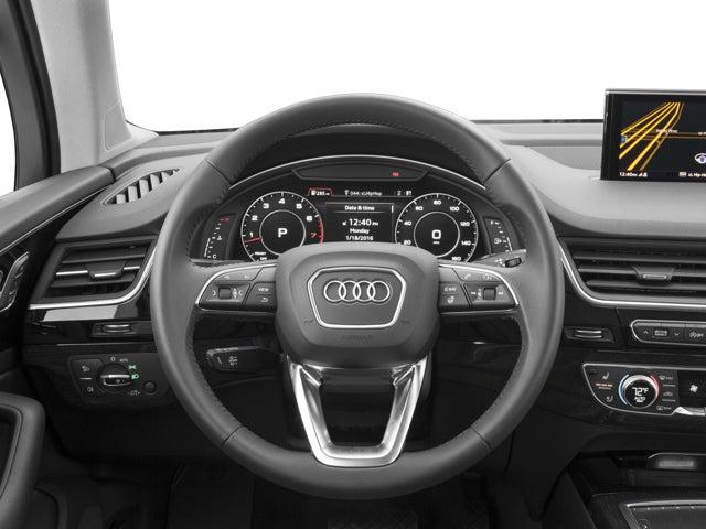 Used 2017 Audi Q7 For Sale Raleigh NC WA1AHAF71HD048029