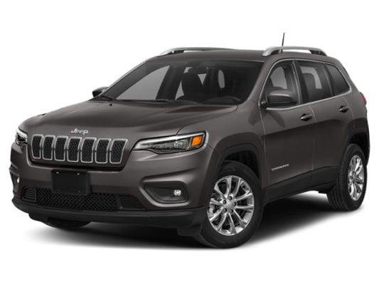 2019 jeep cherokee trailhawk 4x4 in raleigh, nc - leith auto park kia