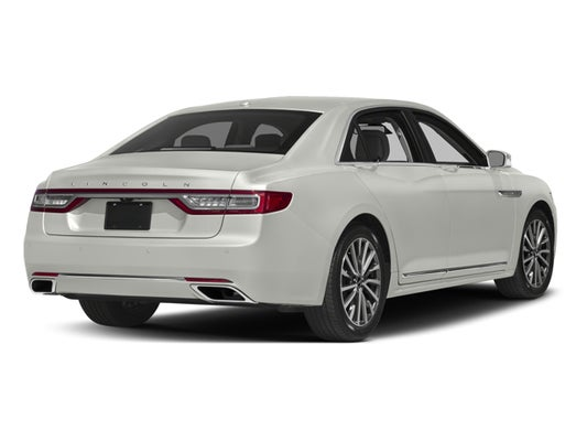 2017 Lincoln Continental Select Fwd In Raleigh Nc Leith Auto Park Kia