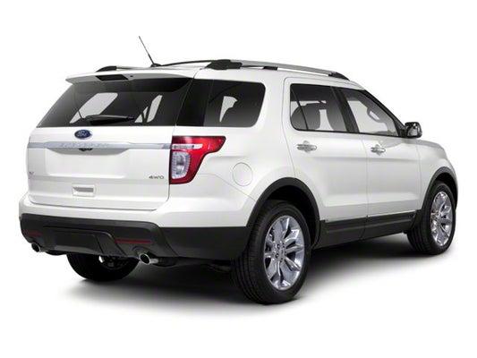 2011 Ford Explorer 4WD 4dr XLT