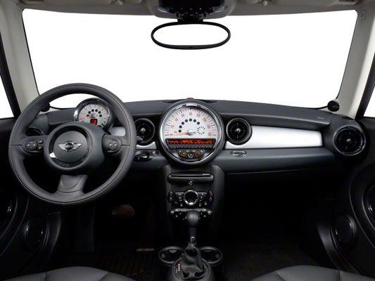 2013 MINI Cooper S Clubman
