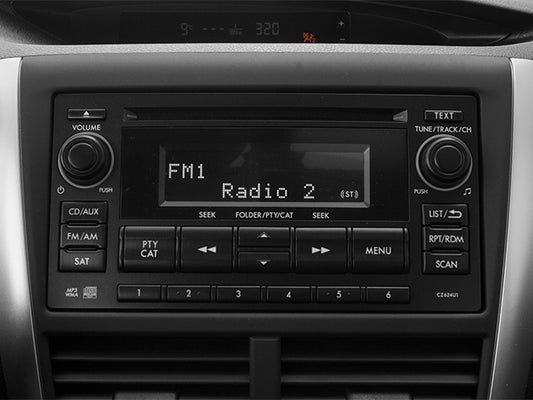 2013 Subaru Impreza WRX 5dr Man WRX Limited