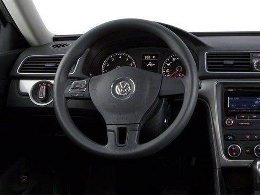 2013 volkswagen passat 2.5 l se manual sedan