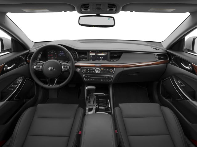 2017 Kia Cadenza Premium Sedan In Raleigh Nc Leith Auto Park