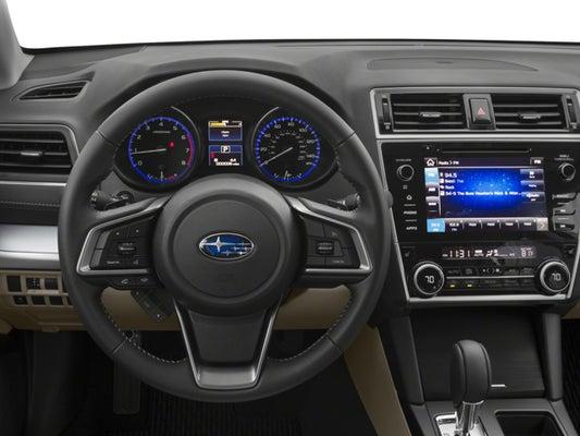 2018 Subaru Outback 2 5i Touring