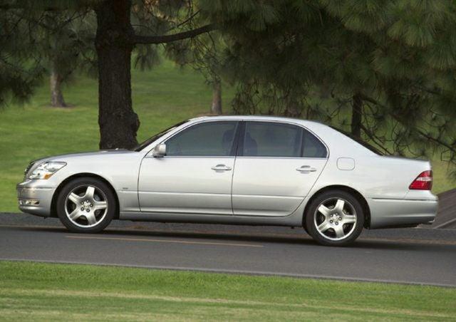 2005 Lexus LS 430 4dr Sdn In Raleigh, NC   Leith Auto Park Kia