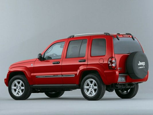 Used 2005 Jeep Liberty For Sale Raleigh Nc 1j4gk58kx5w542877