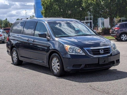 Used 2009 Honda Odyssey For Sale Raleigh Nc 5fnrl38749b403561