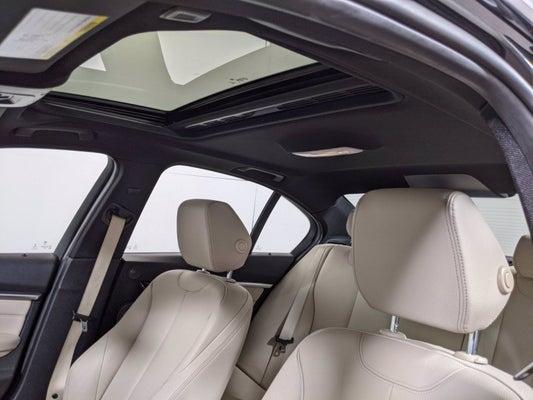2016 BMW 3 Series 4dr Sdn 328i RWD SULEV