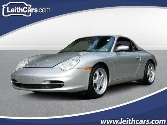 2003 Porsche 911 Carrera 2dr Cabriolet Tiptronic
