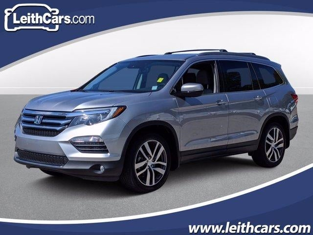 used 2018 honda pilot for sale raleigh nc 5fnyf5h98jb027645 leith autopark kia